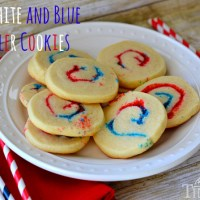 Sparkler Cookies | Perfect for 4th of July