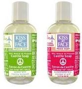 Winner, Winner, WINesday #5: Kiss My Face Travel Size Peace Soaps Review & Giveaway!