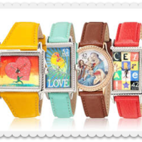 Postage Stamp Watches For $19.99 Each Shipped