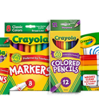 Crayola Back to School Sweepstakes