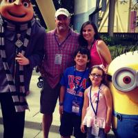 Making Super Hero Family Memories at Universal Orlando Resort #FamilyForward