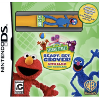 Sesame Street Nintendo DS Game For $5.24 Shipped