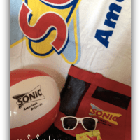 SONIC Summer Shakes Review + Gift Package $15 Gift Card Giveaway!