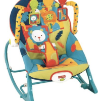 Fisher Price Rocker For $37.17 Shipped