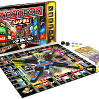 MONOPOLY EMPIRE Game Review + Giveaway