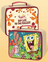 FREE SpongeBob Lunch Box WYB Sabra Hummus Single Serve 4 Packs
