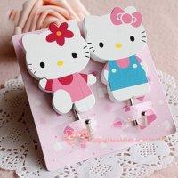 Hello Kitty Hooks | 2 For $2.99 Shipped