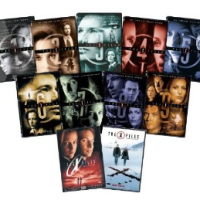 X-Files Complete Series And Movies For $89.99 Shipped