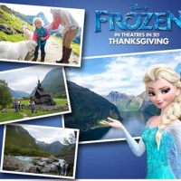 Frozen Sweepstakes