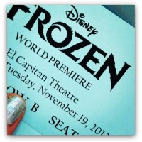 Brrrr…Things Got Chilly! The World Premiere of FROZEN at at the El Capitan Theatre! #DisneyFrozenEvent