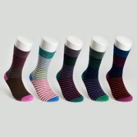 Premium Dress Socks | 8 Pairs For $19.99 Shipped