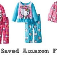 Hello Kitty Pajamas Starting At $12