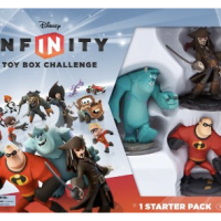 DISNEY INFINITY Starter Pack As Low As $52 Shipped