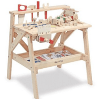 Melissa & Doug Wooden Workbench For $52.94 Shipped