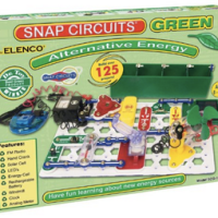Snap Circuits Green Alternative Energy Kit For $47.89 Shipped