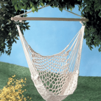 Hammock Cradle Chair For $25.17 Shipped