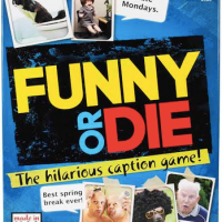FUNNY OR DIE Game Review + Giveaway
