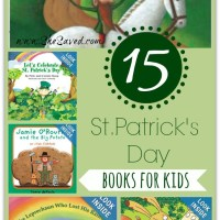 15 St. Patrick's Day Books for Kids