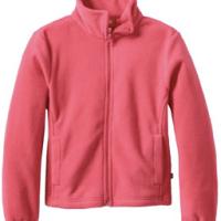 Girl's Polar Fleece Jacket For $14.99 Shipped