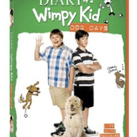Diary of a Wimpy Kid Dog Days For $3 Shipped