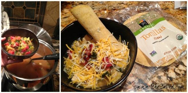 Leftover Pork Soup Recipe