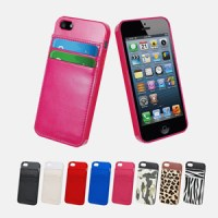 iPhone 5 Wallet Case For $6.99 + FREE Shipping