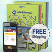 2014 Entertainment Books 2 For $25 + FREE Shipping