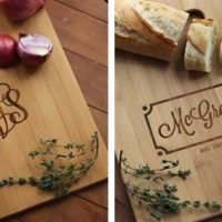 Personalized Cutting Board For $13.99