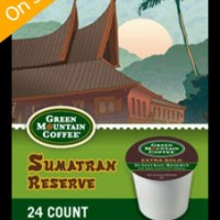 Sumatran Reserve K-cups 24 Count For $11.99