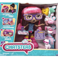 Chatsters Interactive Doll For $48.88 Shipped