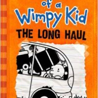 Diary of a Wimpy Kid The Long Haul For $7.86 Shipped