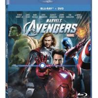 Marvel's The Avengers Blu-ray/DVD Combo For $9.96