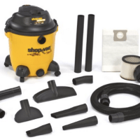 Shop-Vac 12-Gallon Wet or Dry Vacuum For $89 Shipped