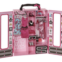 Barbie Closet and Fashion Set For $13.80 Shipped