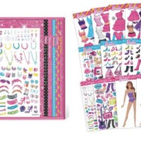 Barbie Sticker Stylist For $11.22 Shipped