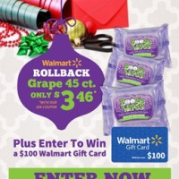 Boogie Wipes Holiday Giveaway