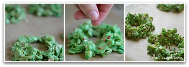 Wreath Cookie Recipe