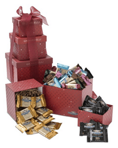 Ghirardelli Chocolates Tower