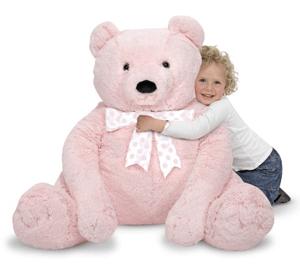 Jumbo Teddy Bear
