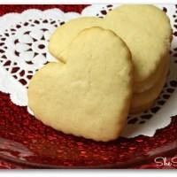 The Perfect Valentine's Day Sugar Cookie Recipe