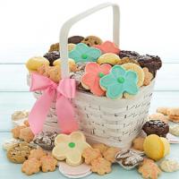 Spring Treats Gift Basket For $29.99