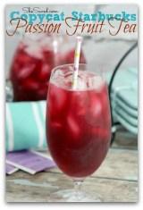 Passion Fruit Tea 300