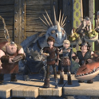 DRAGONS: RACE TO THE EDGE exclusively on Netflix #StreamTeam