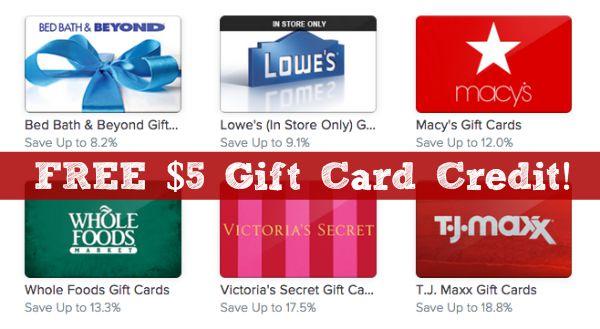 Raise Gift Card Credit