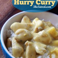 Quick and Easy Meals: Hurry Curry Recipe