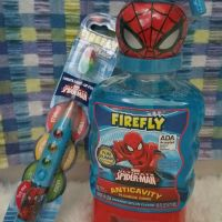 Firefly Releases Spider-Man Products! #BrushBattle