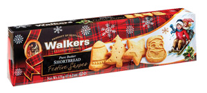 HGG 15 Walkers Festive Shapes