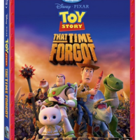 Available NOW! TOY STORY THAT TIME FORGOT
