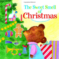 The Sweet Smell of Christmas Scratch & Sniff Book (under $6 Shipped)