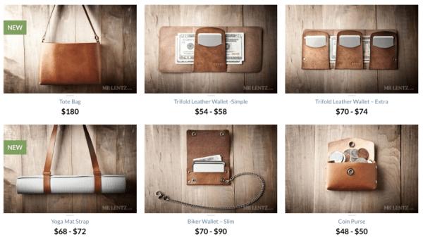 Mr Lentz Leather Goods